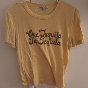 "Express ""One Tequila"" Graphic Tee"